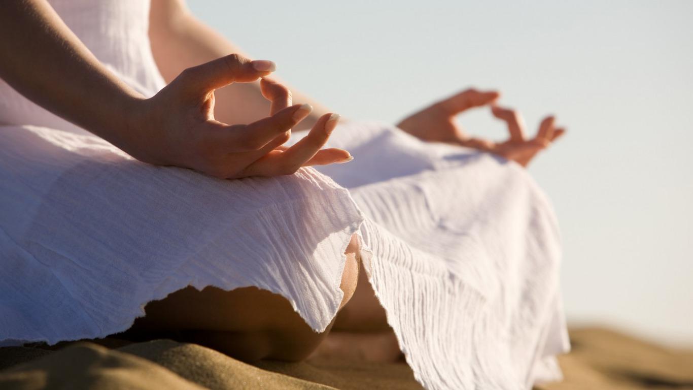 Com que roupa meditar?
