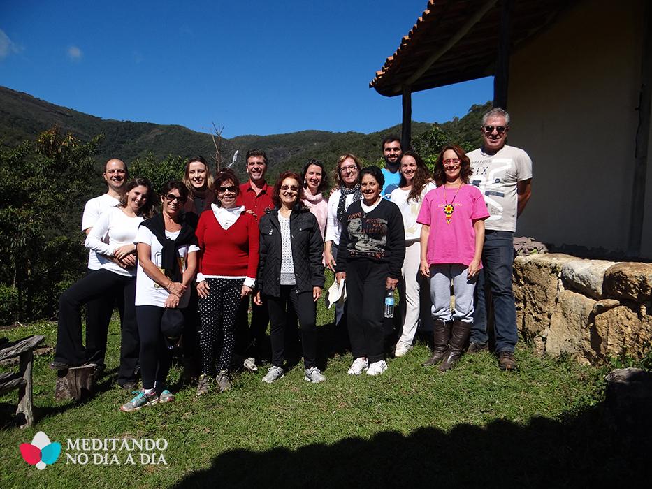 Workshop Atenção Plena – Bem viver e Mente presente Workshop com prátic