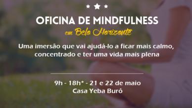curso de mindfulness em Belo Horizonte