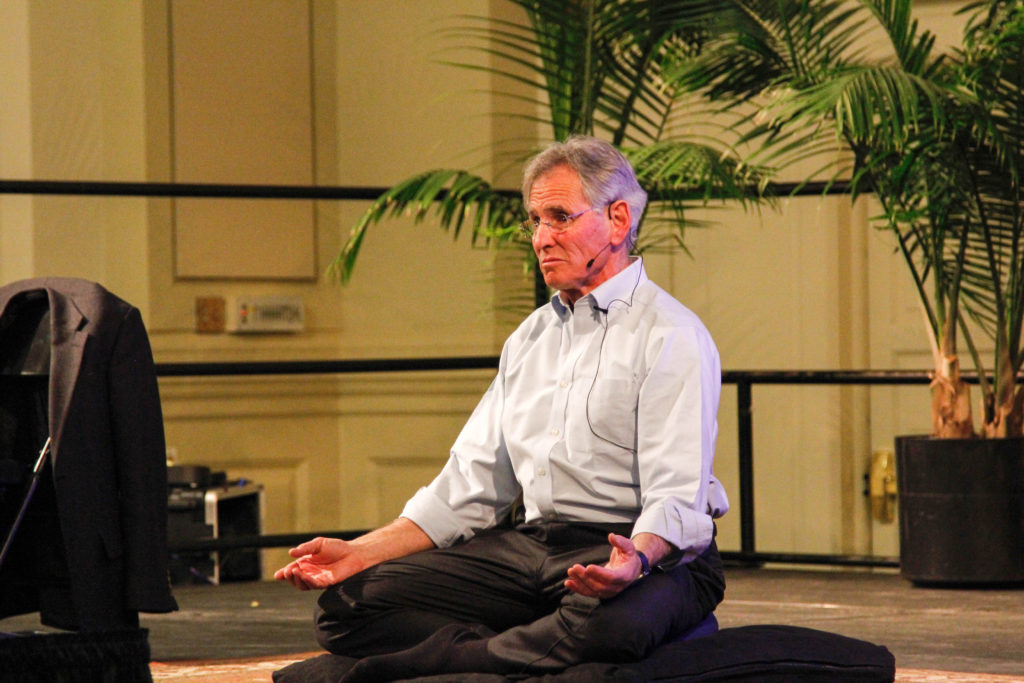 jon kabat-zinn e as origens do mindfulness