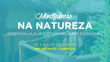 curso mindfulness na natureza em São Paulo